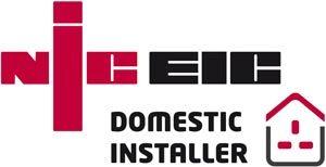 NIC EIC Domestic Installer logo