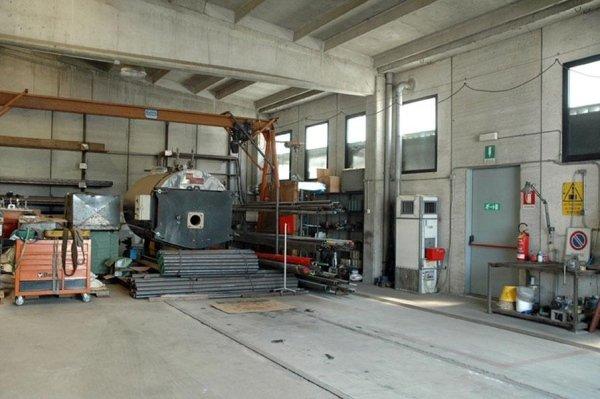 manutenzione caldaie industriali