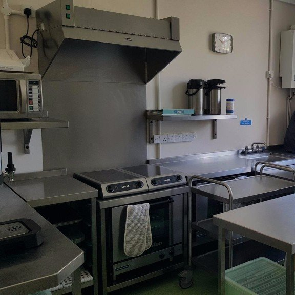 Industrial Kitchen Hire: St Michael's Hall And Centre