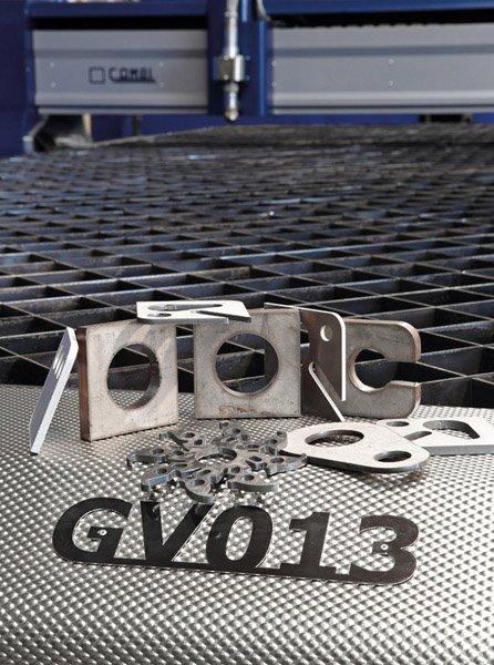 placchette in ferro