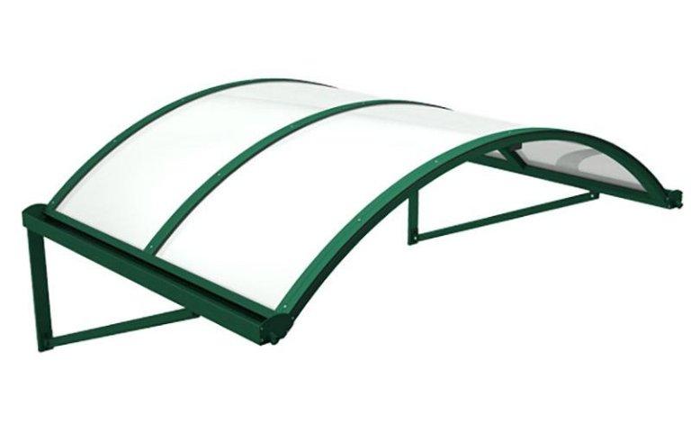 pensilina verde