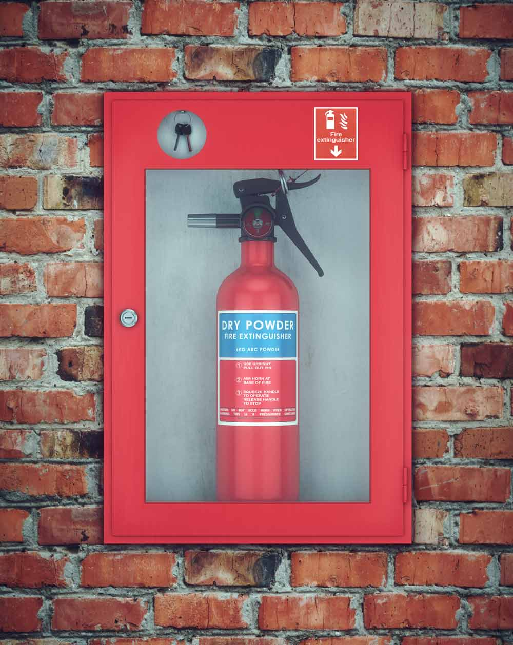 Fire safety equipment in Melbourne