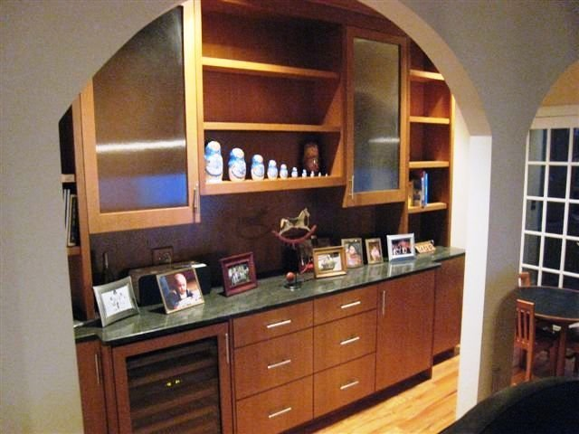 custom kitchen cabinets Greenwich, CT