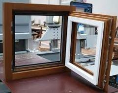 finestre in legno e alluminio roma