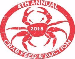 4th Annual Crab Feed and Auction