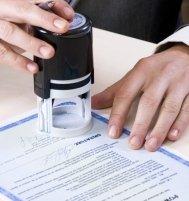 Certificati notarili