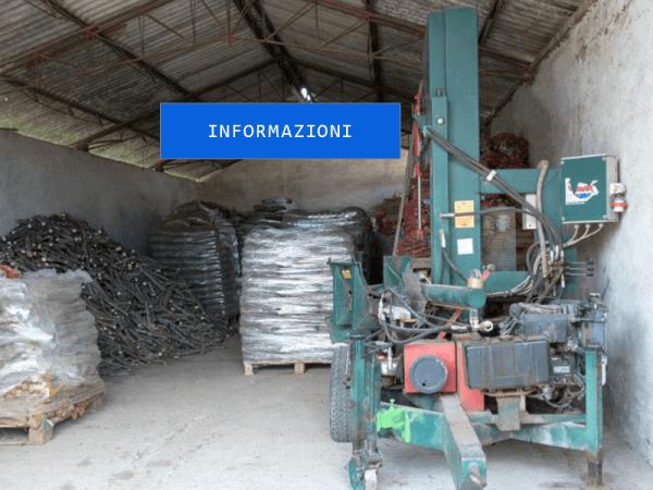 informazioni e preventivi legna da ardere pellet
