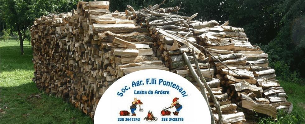 legna da ardere e pellet