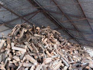fornitura legna per pizzerie