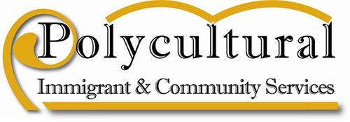 Polycultural Immigrant & Community Services logo