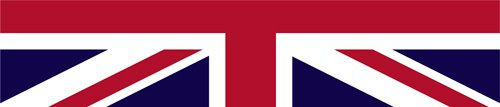 Graphic of partial Great Britain's flag