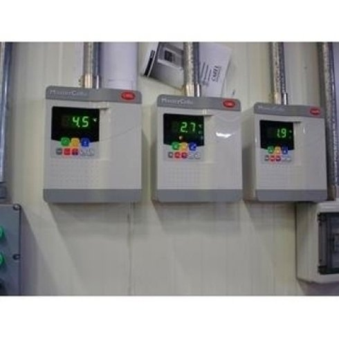 controllo elettronico del freddo