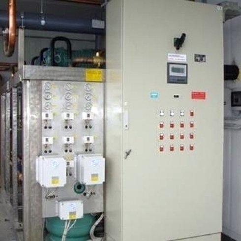 quadro elettrico di controllo