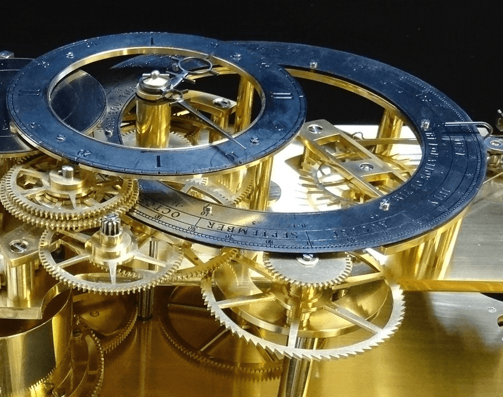 Clockwork mechanism