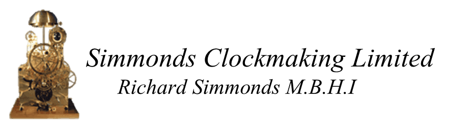 Simmonds Clockmaking Limited logo