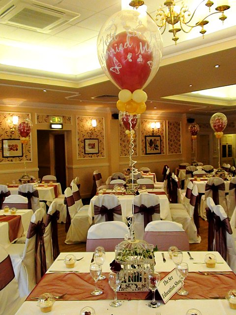 Wedding decoration nottingham choice image wedding dress wedding balloons nottingham touch of class balloon decoration nottingham touch of class wedding balloons junglespirit choice junglespirit