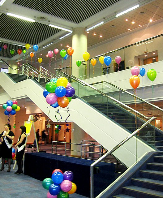 Corporate Event Balloons - Nottingham