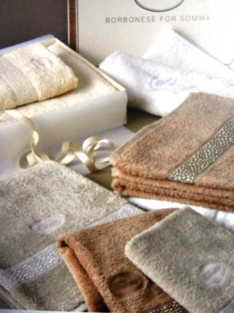asciugamani Borbonese