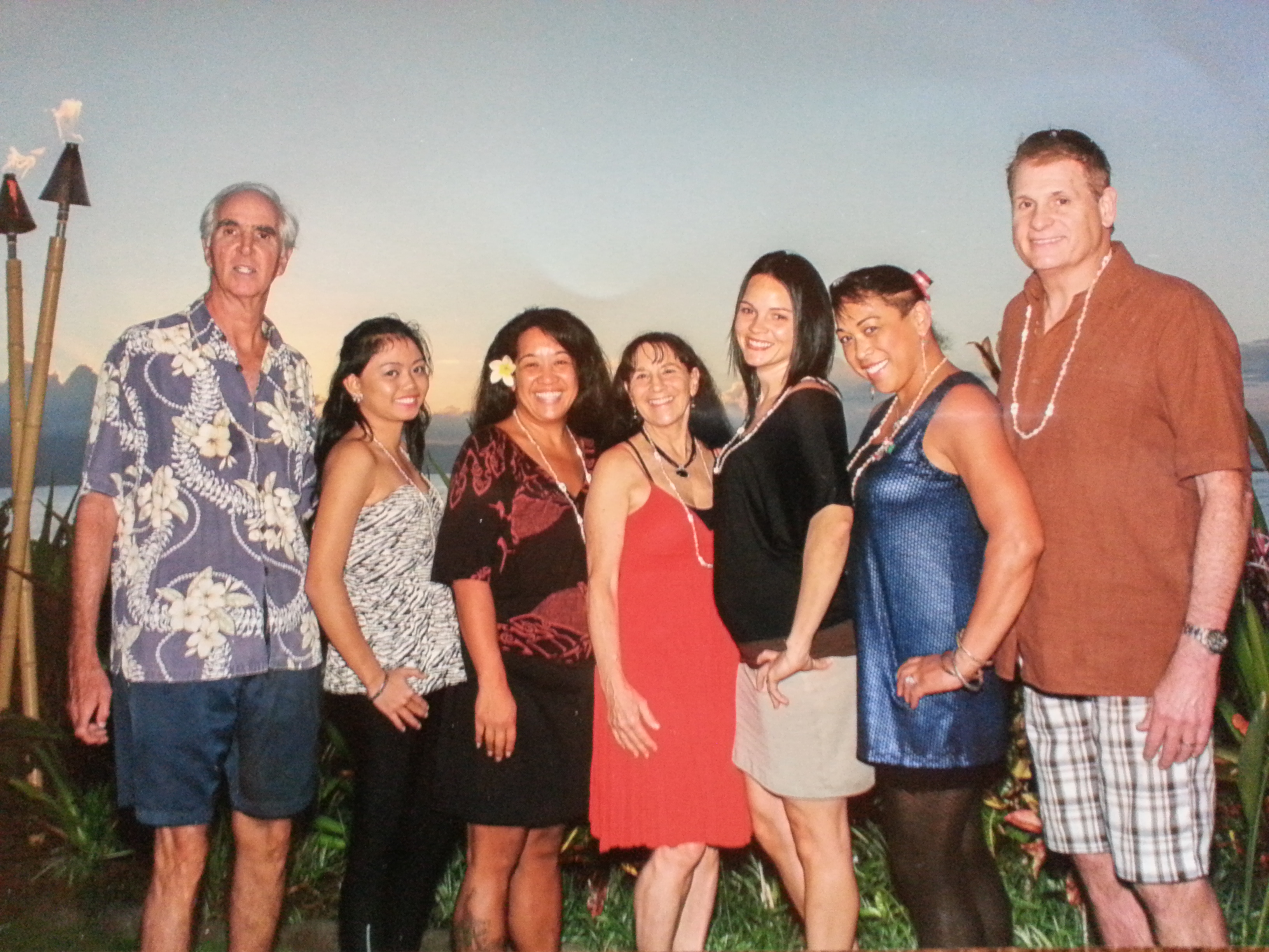 Dr. Conrad Theiss DMD and Implant Center of Maui's dedicated staff in Kahului, HI
