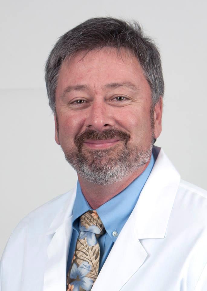 Pediatrician Craig Keever, M.D.