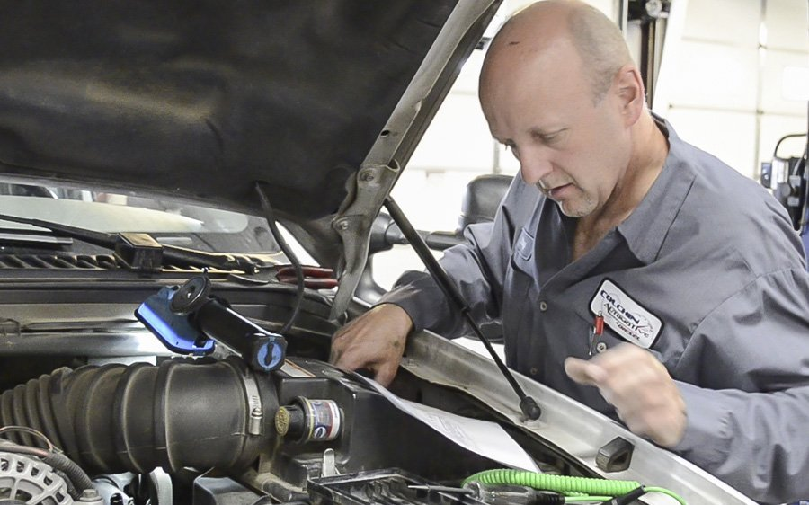 Colchin Automotive Inspections