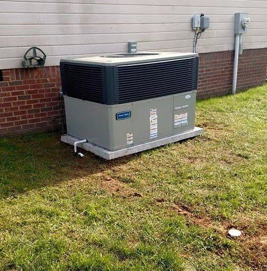 heating and air conditioning dalton ga