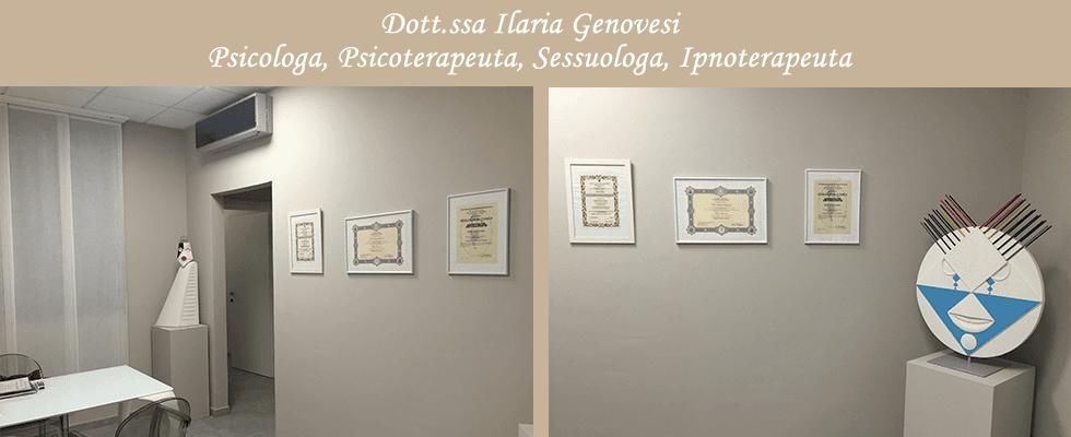 Dottoressa Ilaria Genovesi