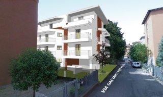 fabbricato residenziale in corso di costruzione a Bologna