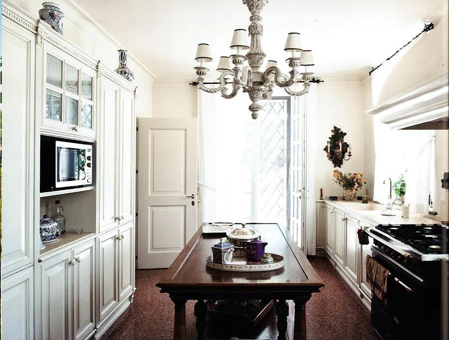 Cucina villa Anna