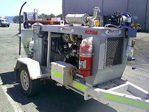 dry hire equipment