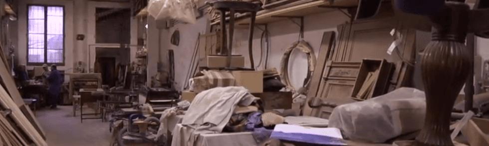 Laboratorio artigianale del legno