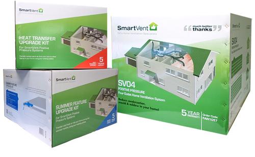 smartvent positive pressure packs
