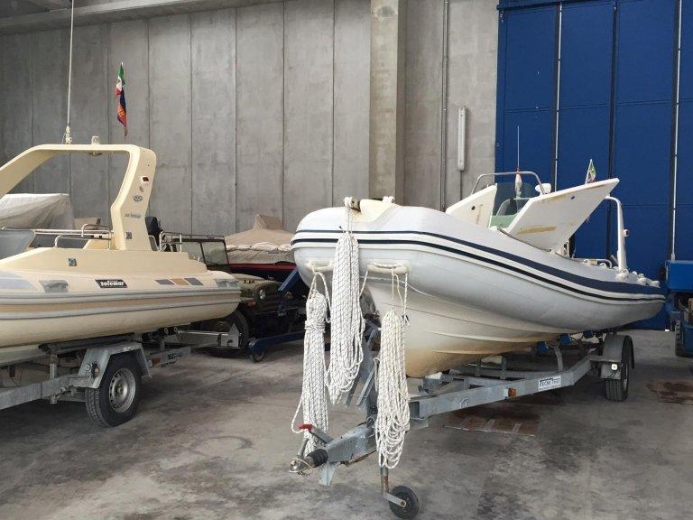 parcheggio barche - Parking Car & Yacht Service - Marciana Marina (LI)