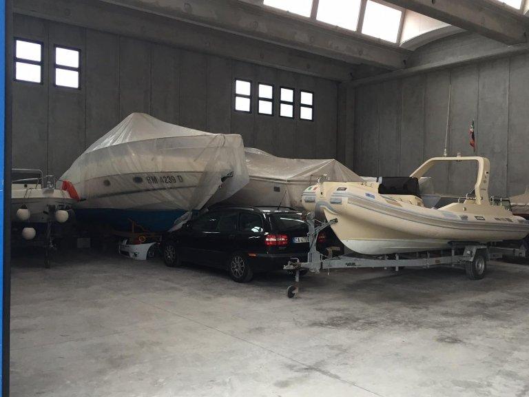 deposito barche - Parking Car & Yacht Service - Marciana Marina (LI)