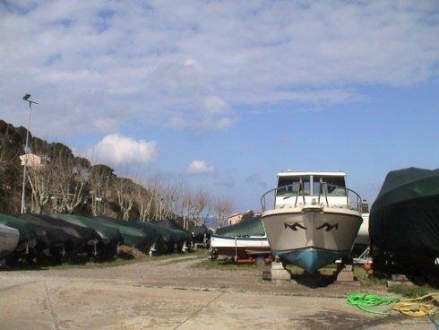 rimessa - Parking Car & Yacht Service - Marciana Marina (LI)