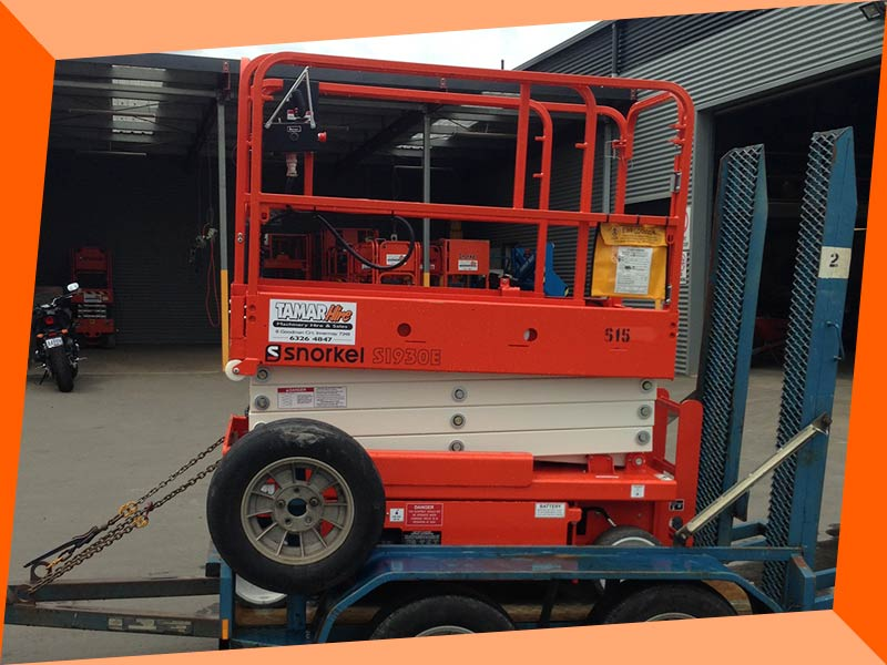 tamar hire access equipment a