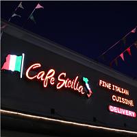 Cafe Sicilia, Arlington