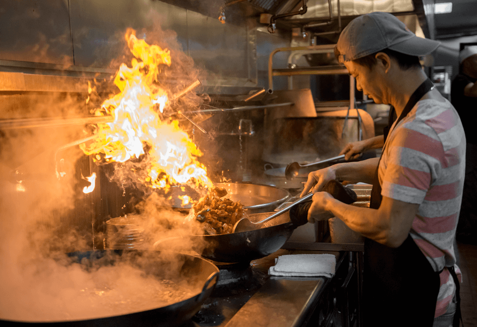 Fresh Cooked Hot Dishes