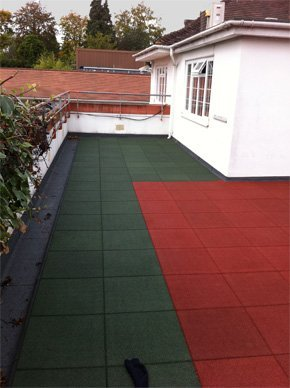 Change your flat roof to a useful space