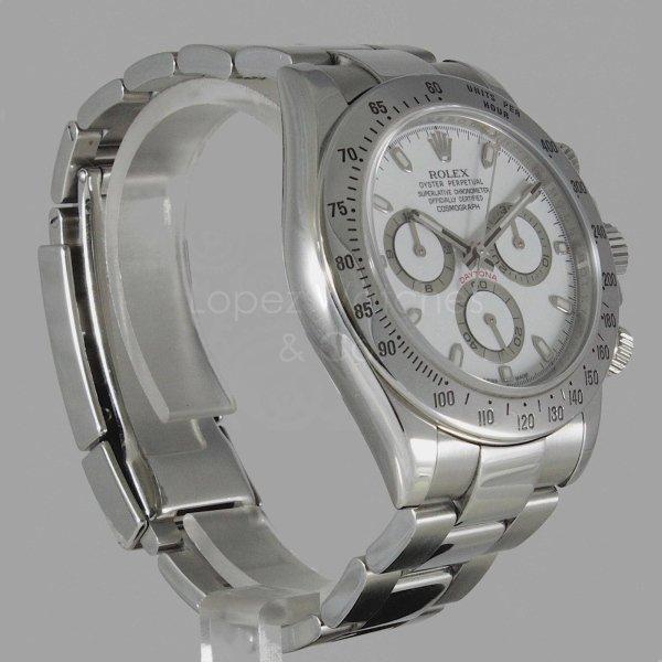 Rolex Daytona 116520 Lopez Watches Lopezwatches