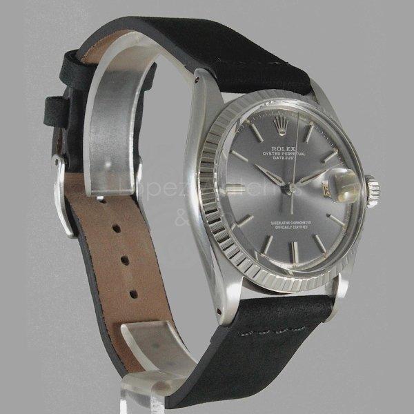 Rolex 1603 DateJust Date Just Lopez Watches Lopezwatches