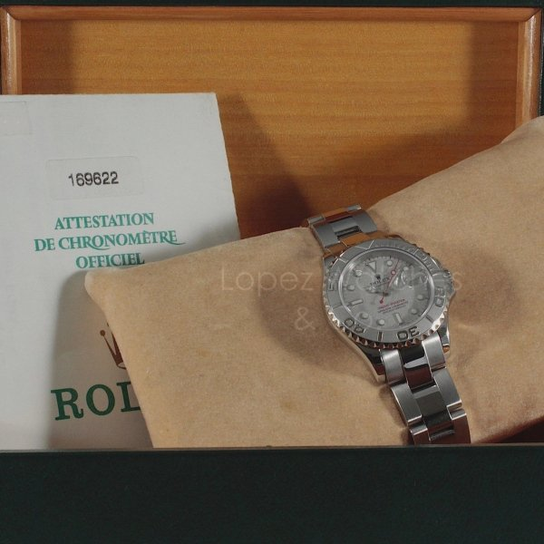 Rolex Yacht Master Lady Lopez Watches
