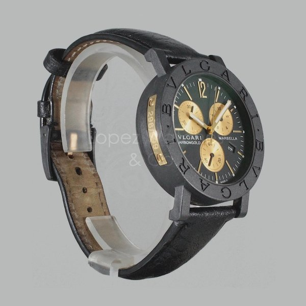 Bulgari Carbon Gold Carbongold
