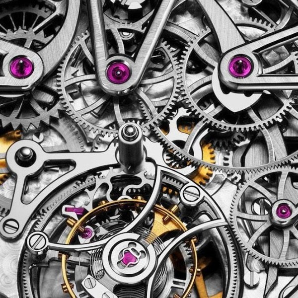 watchmaking workshop in Rome