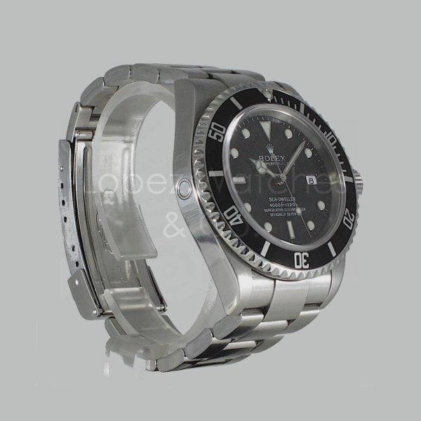 Rolex Sea Dweller Lopez Watches