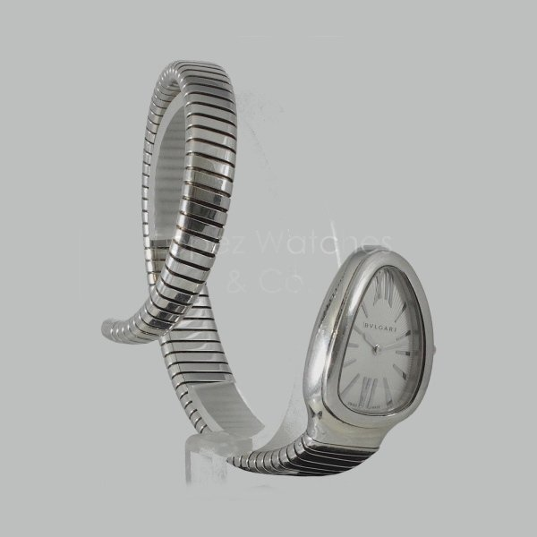 Bulgari snake serpente tubogas Lopezwatches