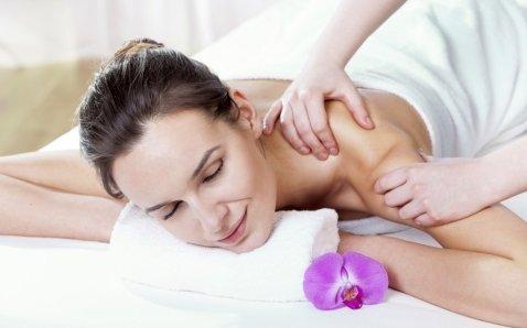 Massaggio alle spalle