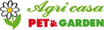 AGRICASA - PET GARDEN - LOGO