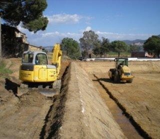 scavi, escavazioni, cantiere