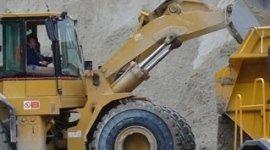 macchine per escavazioni, macchine escavatrici, ruspe